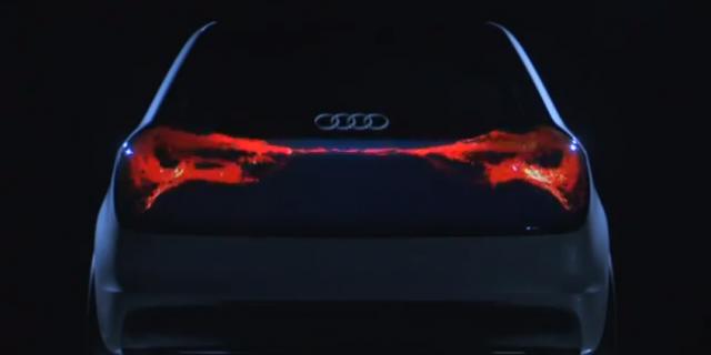 Audi lights