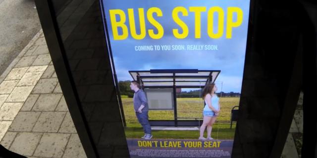 Bus Stop Prank