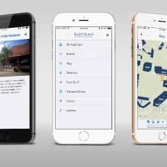 Kapi'olani Community College Mobile App