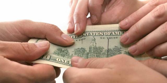 Generosity is not rewarded