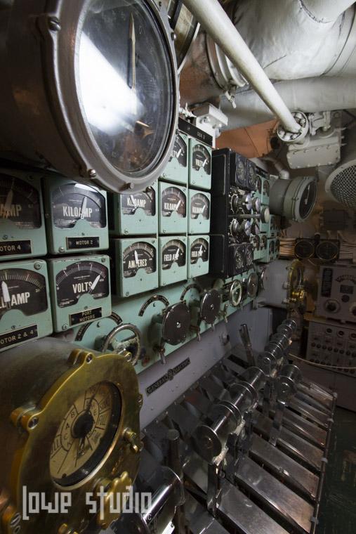More dials