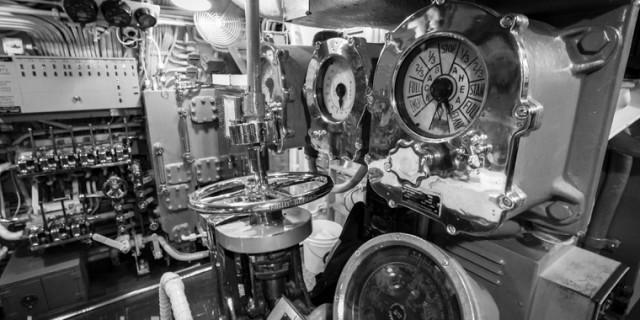 Inside USS Bowfin
