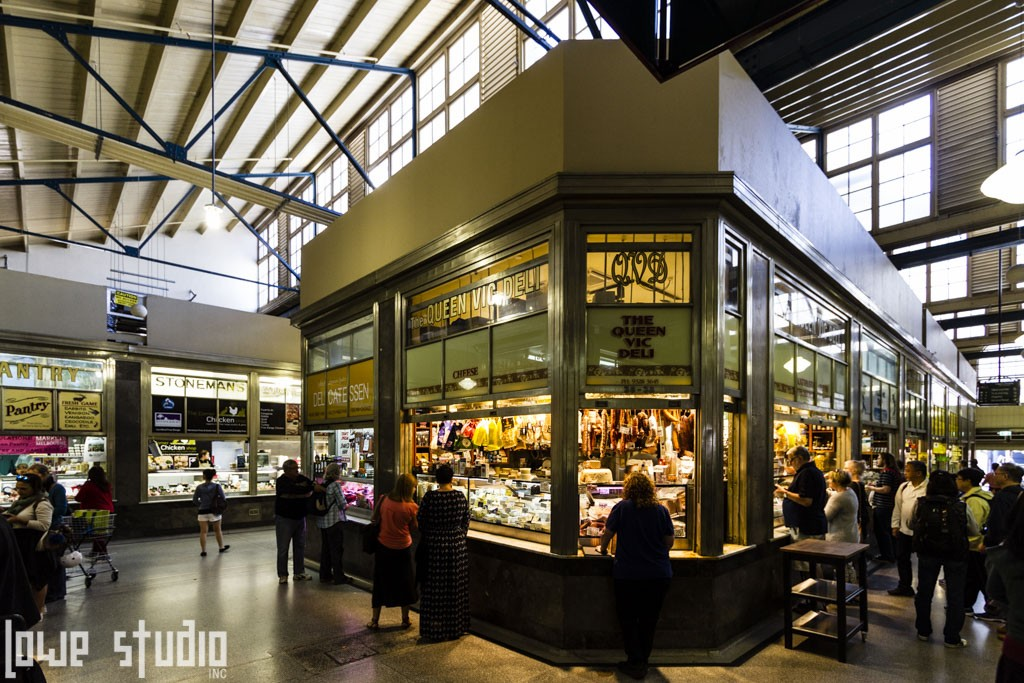 Victoria Market. I used a high ISO and just dialed in aperture till I got the shop lighting I really wanted.